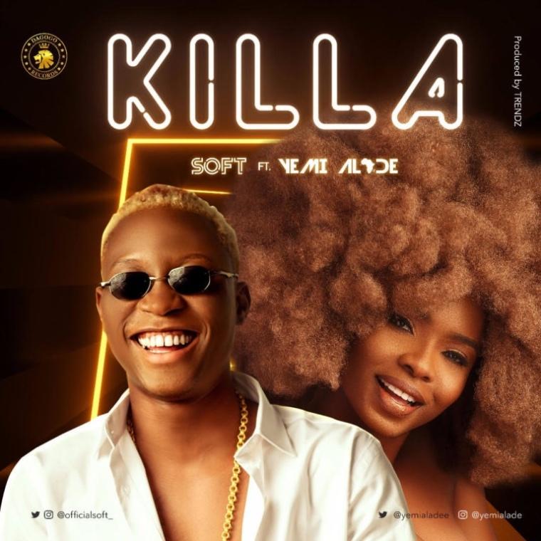 Soft – Killa Ft. Yemi Alade (Video)