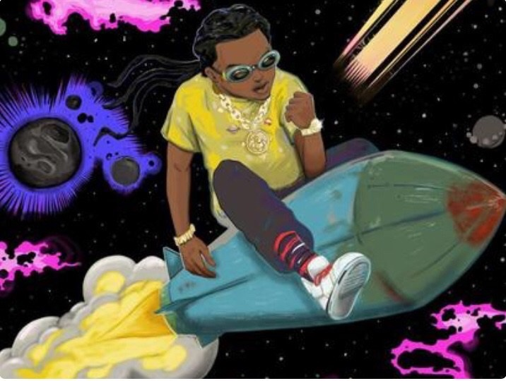 Takeoff – She Gon Wink ft. Quavo