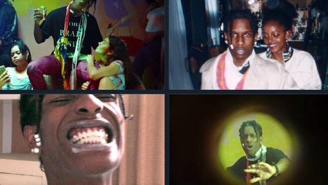 A$ap Rocky – Sundress  (Video)