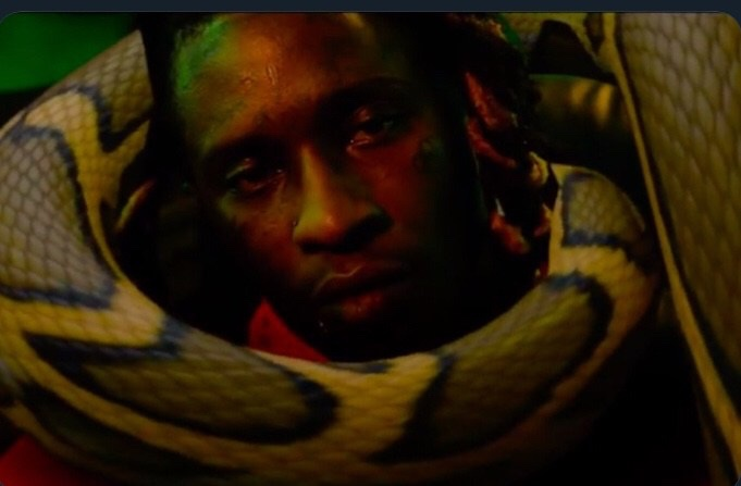 Young Thug - Go Get It Ft. Lil Baby & Gunna (Video)