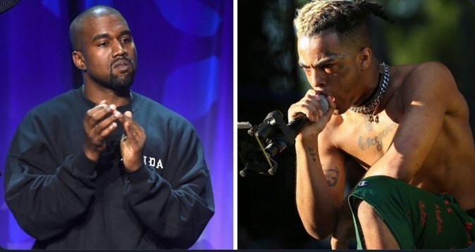 Xxxtentacion – One Minute ft. Kanye West (Song)
