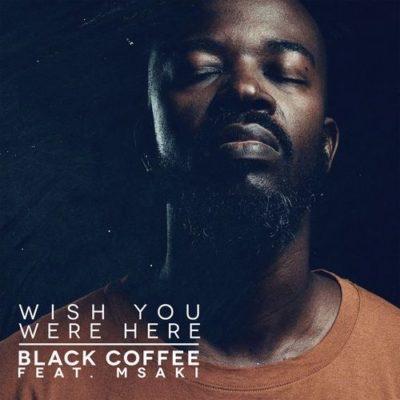 Black Coffee – Wish You Were Here Ft. Msaki (Song)