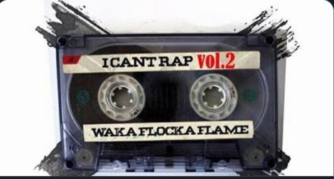 Waka Flocka Flame - I Can't Rap Vol. 2 (Mixtape)