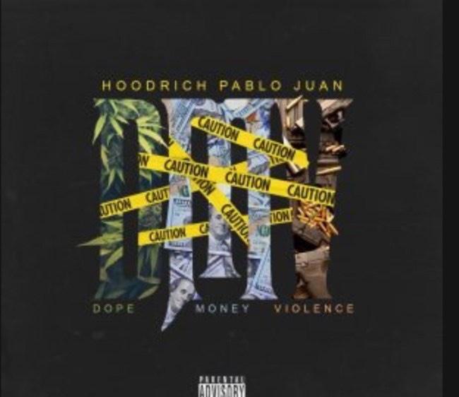 New Music: Hoodrich Pablo Juan – Fireworks