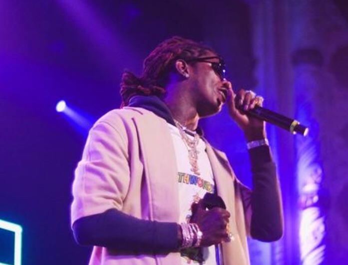 News: Young Thug Posts Up With His Latest