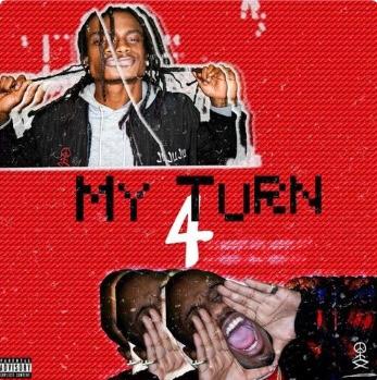 New Album: Audio Push - My Turn 4