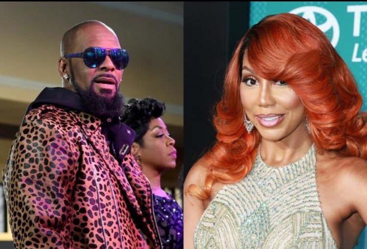 News: Tamar Braxton Gets Blasted For Now-Deleted R. Kelly Tweets