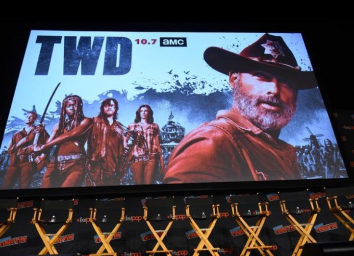 News: The Walking Dead Was The Most Pirated Show Of 2018