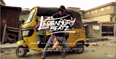 New Video: Legendury Beatz – AfroDance Cypher (Zanku Leg Work)