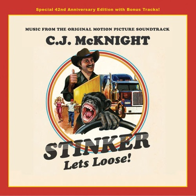 New Album: C.J. McKnight - Stinker Lets Loose!