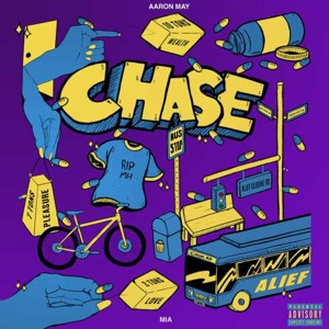 New Album: Aaron May - Chase