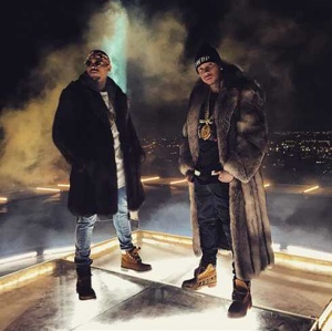 New Music: Chris Brown & Tyga - What They Talking Bout