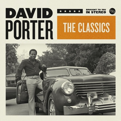 New Album: David Porter - The Classics