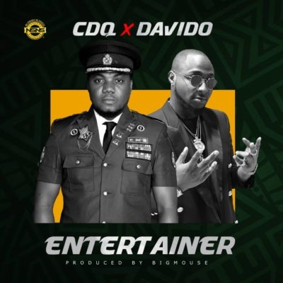 New Video: CDQ - Entertainer Ft. Davido