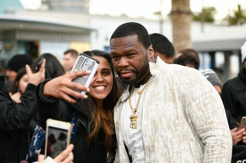 News: 50 Cent Lavishes Erykah Badu's