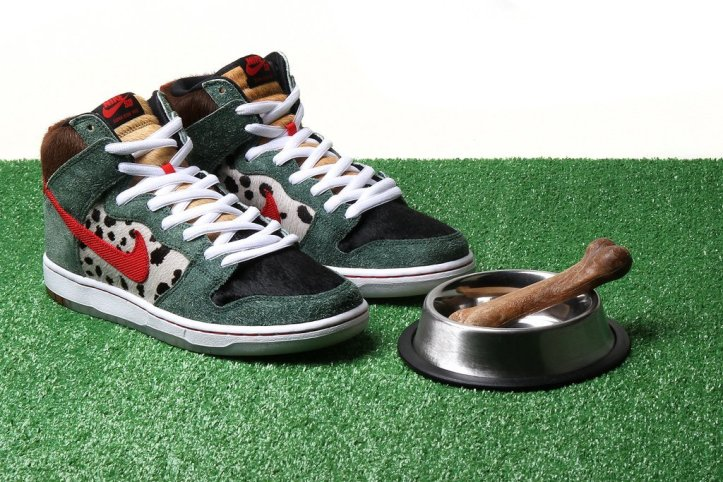 "News: Nike SB Dunk High ""Walk The Dog"" Releasing On 4/20 Official Details"