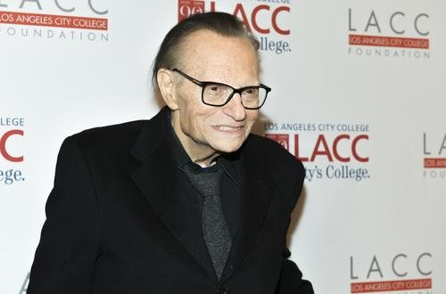 News: Larry King In Hospital After Suffering Another Heart Attack