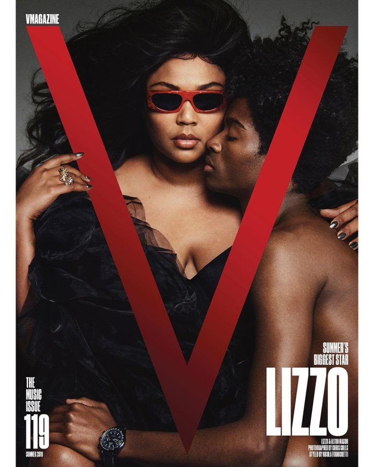 News: Lizzo Details Three Things She Loves Most About Herself: Body, Blackness & Intelligence