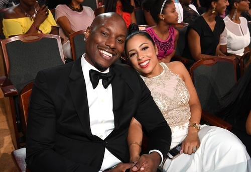 News: Tyrese Gifts His Wife With New Whip For Being Loyal
