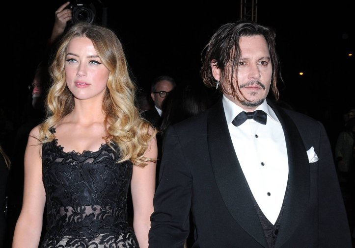 News: Johnny Depp Calls Amber Heard's Deposition Detailing Physical Abuse A Hoax