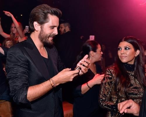 News: Kourtney Kardashian & Scott Disick Dubbed