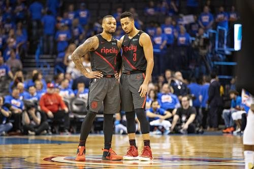 New: CJ McCollum Says Last Year's Sweep Is What's Motivating The Trail Blazers