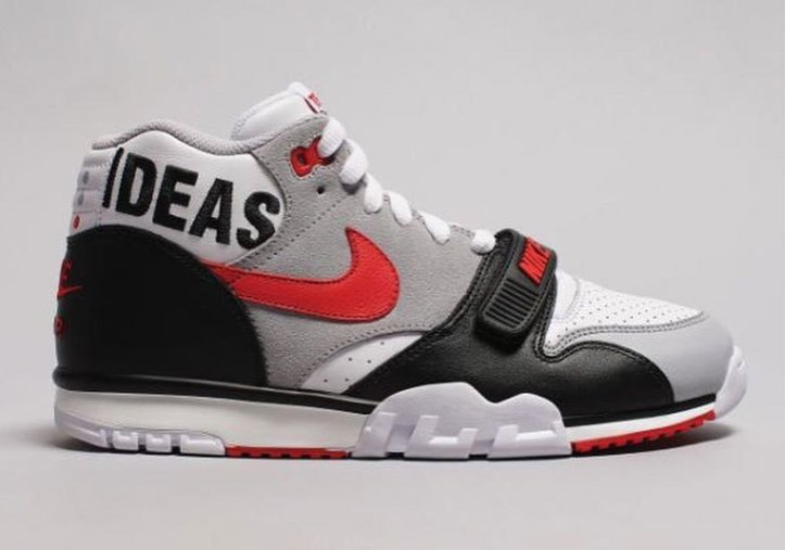 News: Nike Teams With TEDxPortland For Exclusive Air Trainer 1 Collab
