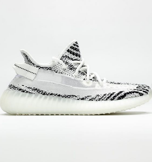 News: Adidas Yeezy Boost 350 V2 Zebra 2.0 Sample Surfaces First Look