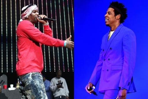 News: Cam'ron Reflects On Jay-Z Friendship With Iconic Throwback Pic