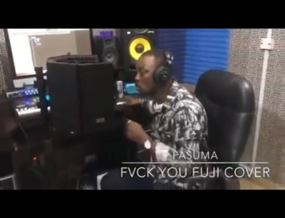 New Video: Pasuma – Fvck You (Cover)