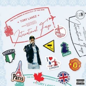New EP: Tory Lanez - International Fargo
