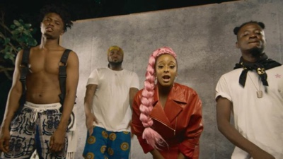 New Video: DJ Cuppy - Abena Ft. Kwesi Arthur x Shaydee x Ceeza Milli