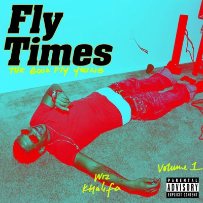 New Album: Wiz Khalifa - Fly Times, Vol. 1: The Good Fly Young
