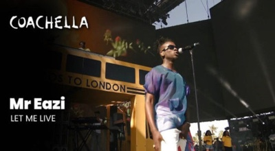 New Music: Mr Eazi – Let Me Live My Life (Coachella 2019)