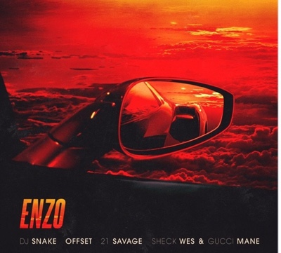 New Music: DJ Snake – Enzo Ft. Offset, 21 Savage, Sheck Wes & Gucci Mane