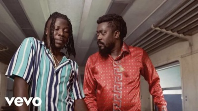 New Video: Stonebwoy - Shuga Ft. Beenie Man