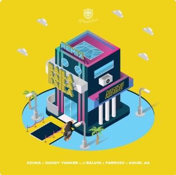 New Music: Ozuna - Baila Baila Baila (Remix) ft. J Balvin, Daddy Yankee, Farruko, Anuel AA