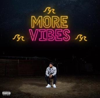 New Album: Derek King - More Vibes