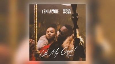 New Music: Yemi Alade - Oh My Gosh (Remix) ft. Rick Ross