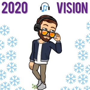 New Music: The Secret Rapper - 2020 Vision / Old Geezer / Mic Hov Up