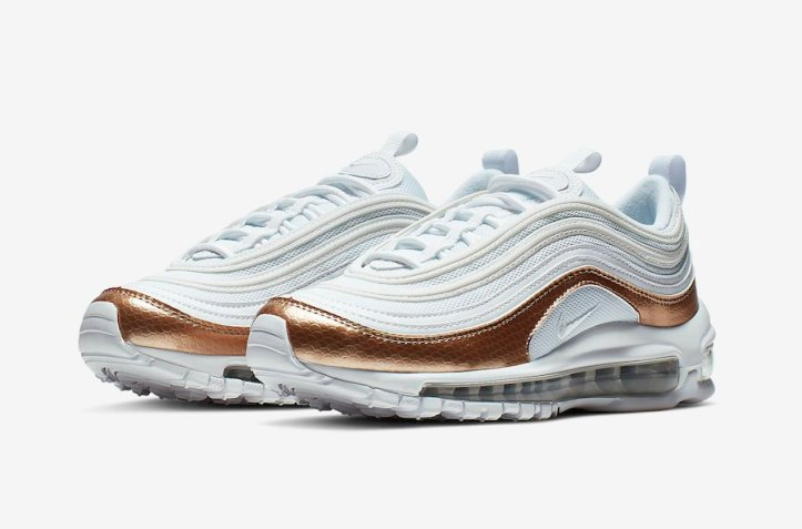 News: Nike Air Max 97 Bronze Colorway Releasing Soon Official Images