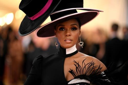 News: Michael Rapaport Uncontrollably Cheers For Janelle Monaé's Met Gala Look