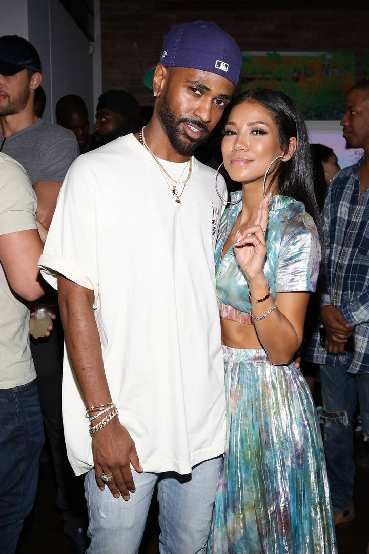 News: Big Sean & Jhené Aiko Low-Key Reunite With Beautiful Photo After Beef Rumours