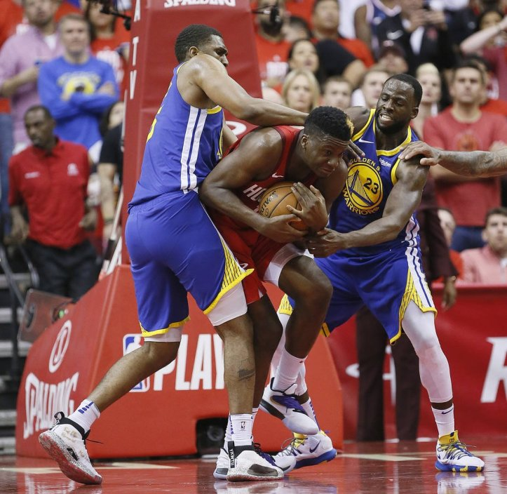 News: Golden State Warriors Defeat Houston Rockets In Stunning Upset Sans Kevin Durant