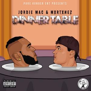 New Album: Mxrtxnxz & Jordie Mac - Dinner Table