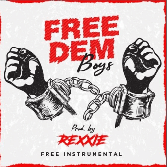 Instrumental: Rexxie – Free Dem Boys