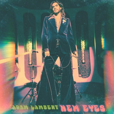 New Music: Adam Lambert - New Eyes