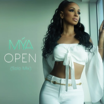 New Music: Mýa - Open (Solo Mix)