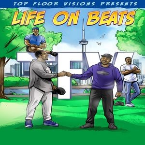 New Album: Take1 & Yg.P - Life On Beats