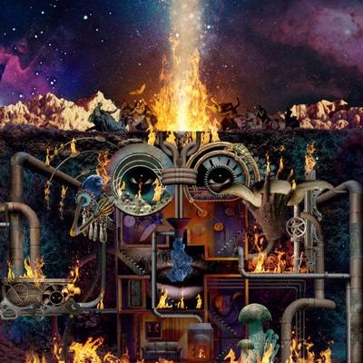 New Album: Flying Lotus - Flamagra